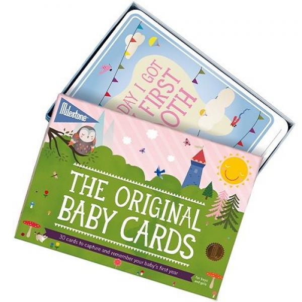 Milestone Pregnancy cards Φωτο-κάρτες στα αγγλικά